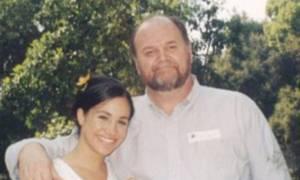 Ο μπαμπάς της Meghan Markle έκανε τις πρώτες του δηλώσεις μετά τον γάμο