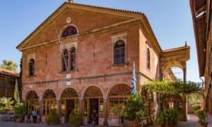 Μυτιλήνη: Πανικός σε μοναστήρι – Η απίστευτη κίνηση... προσκυνητών κι οι απρόσμενες εξελίξεις (pics)