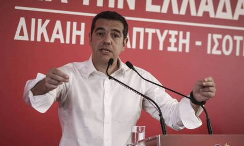 PM Tsipras: We are working for a solution that will not collapse in a few months