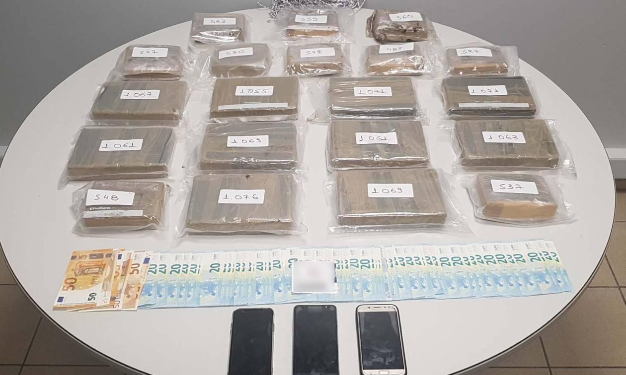 Έκρυβαν κοκαΐνη σε ζάντες και προφυλακτήρες οχημάτων - Εξαρθρώθηκε μεγάλο κύκλωμα ναρκωτικών (pics)