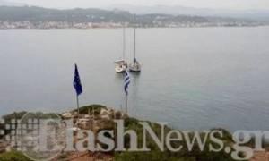 Χανιά: Βρέθηκαν ανθρώπινα οστά στη νησίδα Θεοδωρού (pics)