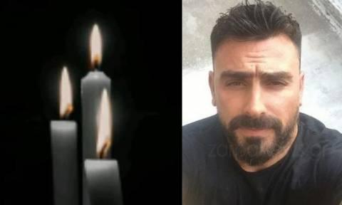 Κρήτη: Θρήνος στο ύστατο χαίρε του 35χρονου Μανώλη, θύμα της τραγωδίας με το ταχύπλοο (video+pics)