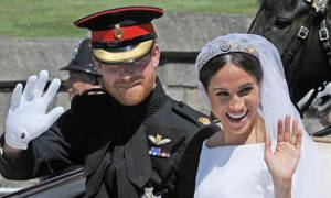 Ο Πρίγκιπας Harry σημείωσε μια ακόμη πρωτιά στον γάμο του και σίγουρα δεν πάει το μυαλό σου