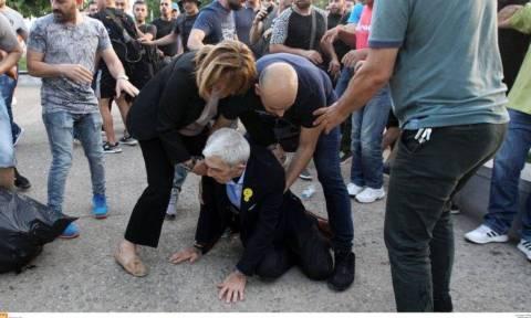 Мэра г. Салоники избили на памятных мероприятиях в годовщину геноцида понтийских греков