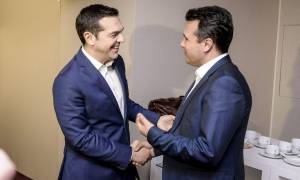 Σκοπιανό - Το τηλεφώνημα Τσίπρα σε Ζάεφ: Τελειώσαμε με το Ίλιντεν