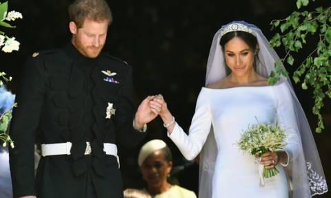 Βασιλικός γάμος: Το κόσμημα που έδωσε δώρο στην Κέιτ και στις φίλες της η Μέγκαν Μαρκλ
