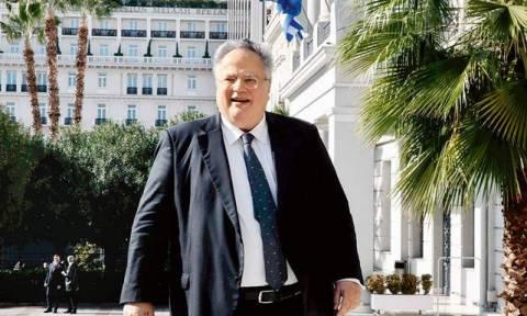 Глава МИД Греции проводит пятидневный визит в США