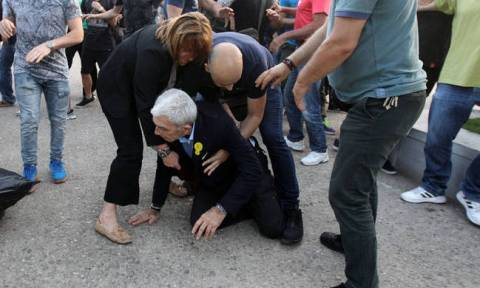 Four individuals indicted for involvement in attack on Thessaloniki mayor