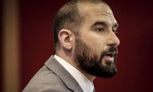 Τζανακόπουλος για Σκοπιανό: Βέλτιστη λύση ένα από τα ονόματα που πρότεινε ο Νίμιτς