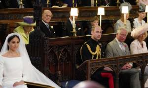 Μυστήριο με την άδεια καρέκλα στο βασιλικό γάμο: Ποια σχέση έχει η πριγκίπισσα Diana