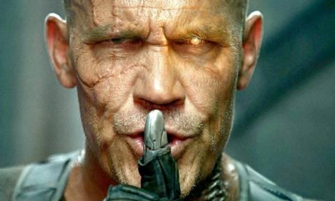 Ο Cable στο «Deadpool 2» δεν έχει να ζηλέψει σε τίποτα τον Thanos!