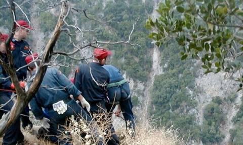 Κρήτη: Επιχείρηση διάσωσης 61χρονης από φαράγγι στα Σφακιά