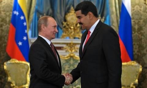 Συγχαρητήρια Πούτιν με «καρφί» στον Μαδούρο