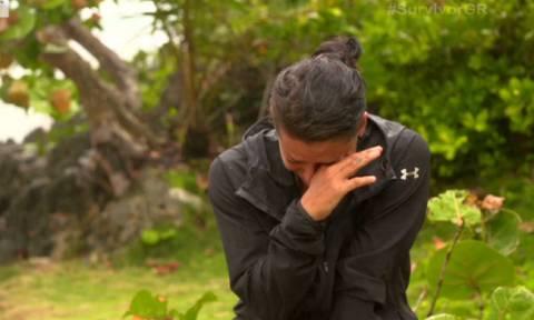 Survivor 2: Ξέσπασε σε κλάματα η Μελίνα. Σε πολύ άσχημη ψυχολογική κατάσταση η παίκτρια