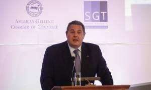 «Τορπίλη» Καμμένου για Σκοπιανό: Δεν αποδεχόμαστε τον όρο «Μακεδονία»