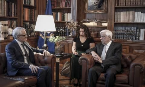 Παυλόπουλος για προσφυγικό: Κάποιοι εντός της ΕΕ δεν δείχνουν την απαραίτητη αλληλεγγύη
