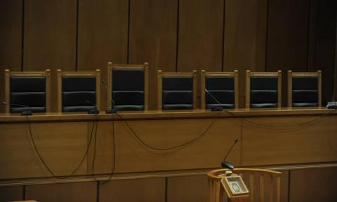 Επίθεση «Ρουβίκωνα» στο ΣτΕ: Η ανακοίνωση των Δικαστικών Λειτουργών