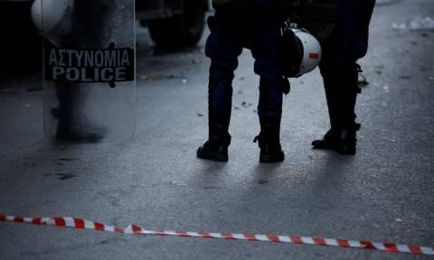 Violent incidents among residents at Skaramangas hotspot