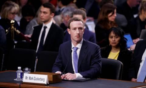Facebook: Δείτε LIVE την «ανάκριση» Ζούκερμπεργκ από ευρωβουλευτές στις Βρυξέλλες