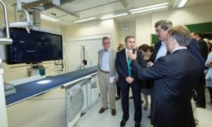 Ωνάσειο: Υπερσύγχρονο καρδιοαγγειογραφικό σύστημα στο Αιμοδυναμικό Εργαστήριο (pics)