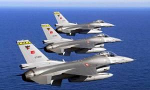 «Σουρωτήρι» ξανά το Αιγαίο: 56 παραβιάσεις από τουρκικά αεροσκάφη