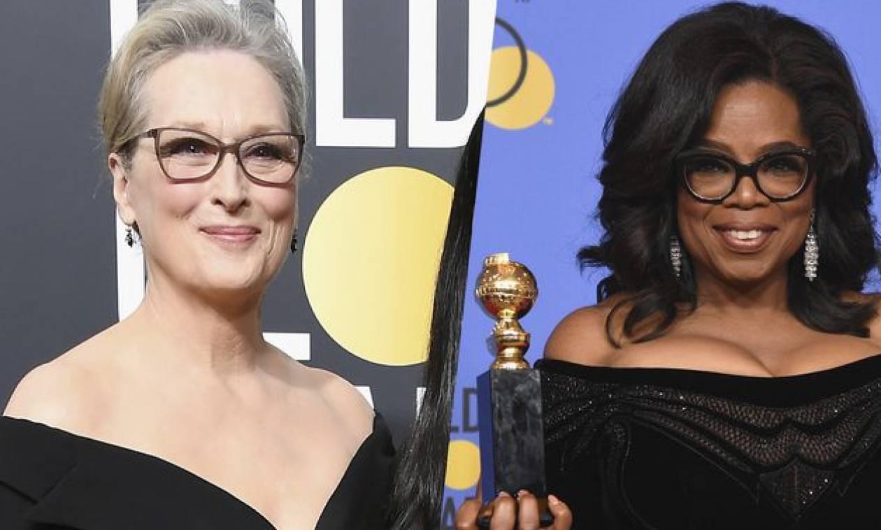 Όπρα, Μέριλ Στριπ και Νάταλι Πόρτμαν ζητούν ισότητα των δύο φύλων