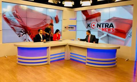 Μεγάλη επιτυχία για το νέο πρόγραμμα του Kontra Channel!