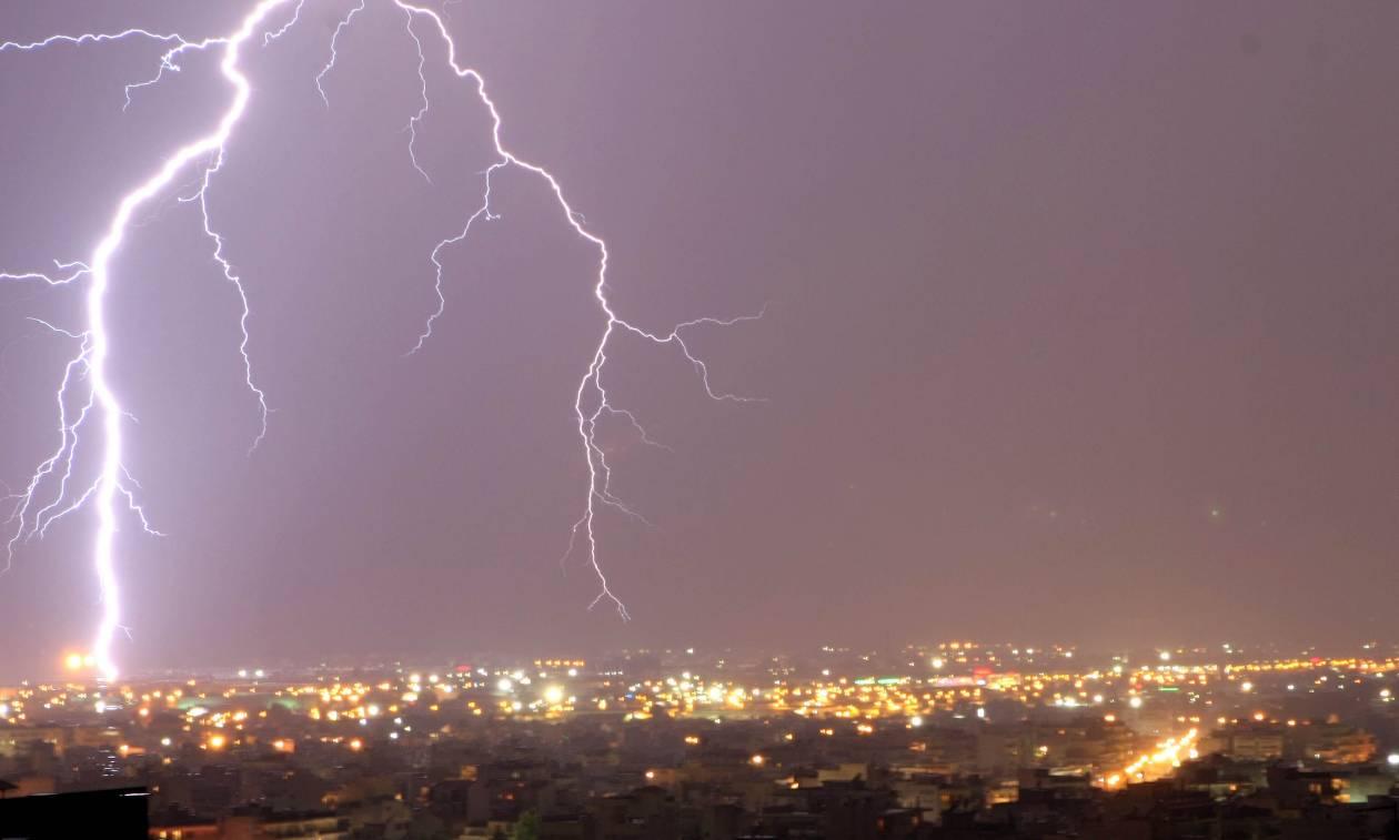 Έκτακτο δελτίο επιδείνωσης από την ΕΜΥ: Νέο κύμα κακοκαιρίας με ισχυρές βροχές και καταιγίδες