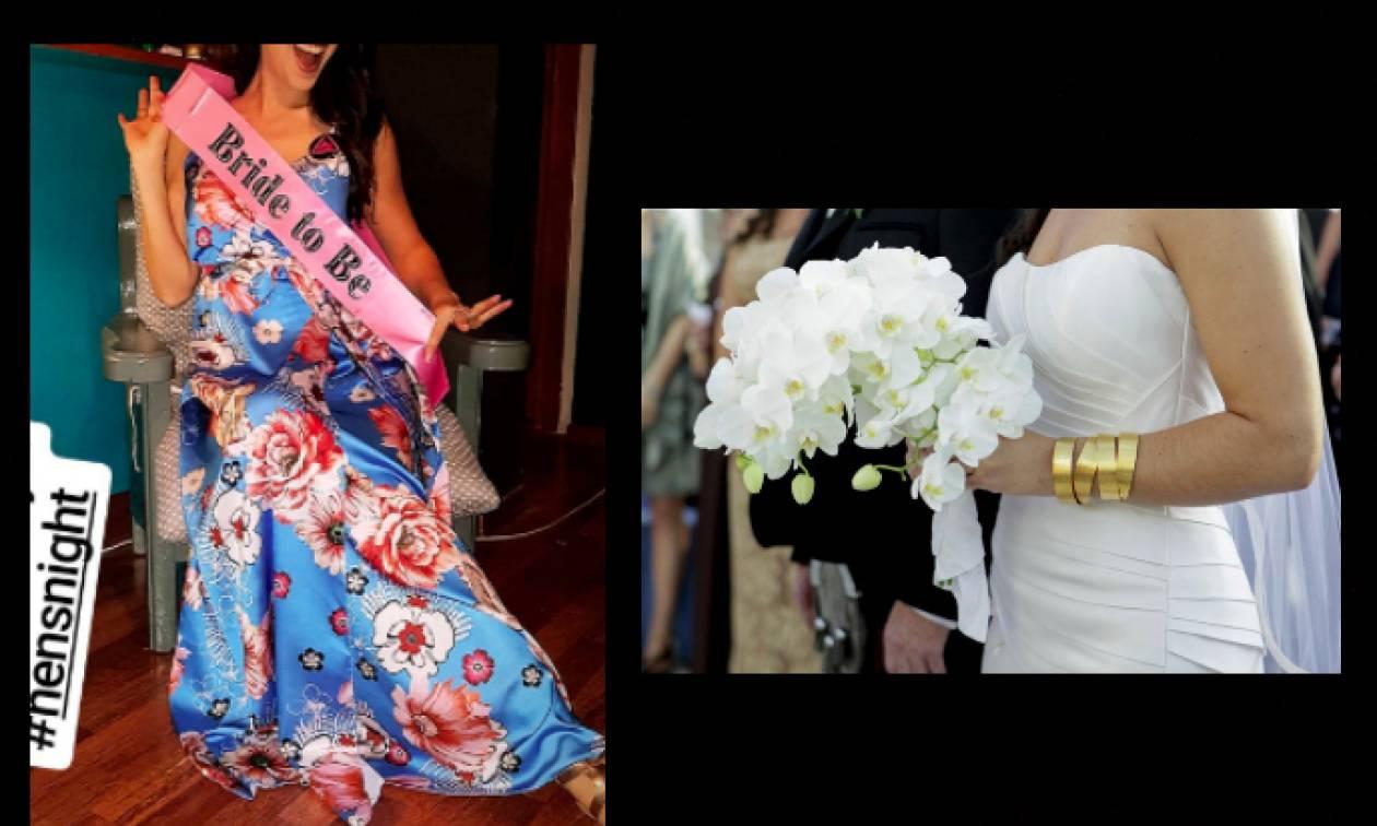 Ηθοποιός του «Μπρούσκο» παντρεύεται το Σάββατο…(Βίντεο)