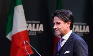 Αγωνία τέλος στην Ιταλία: O Τζουζέπε Κόντε έλαβε εντολή σχηματισμού κυβέρνησης