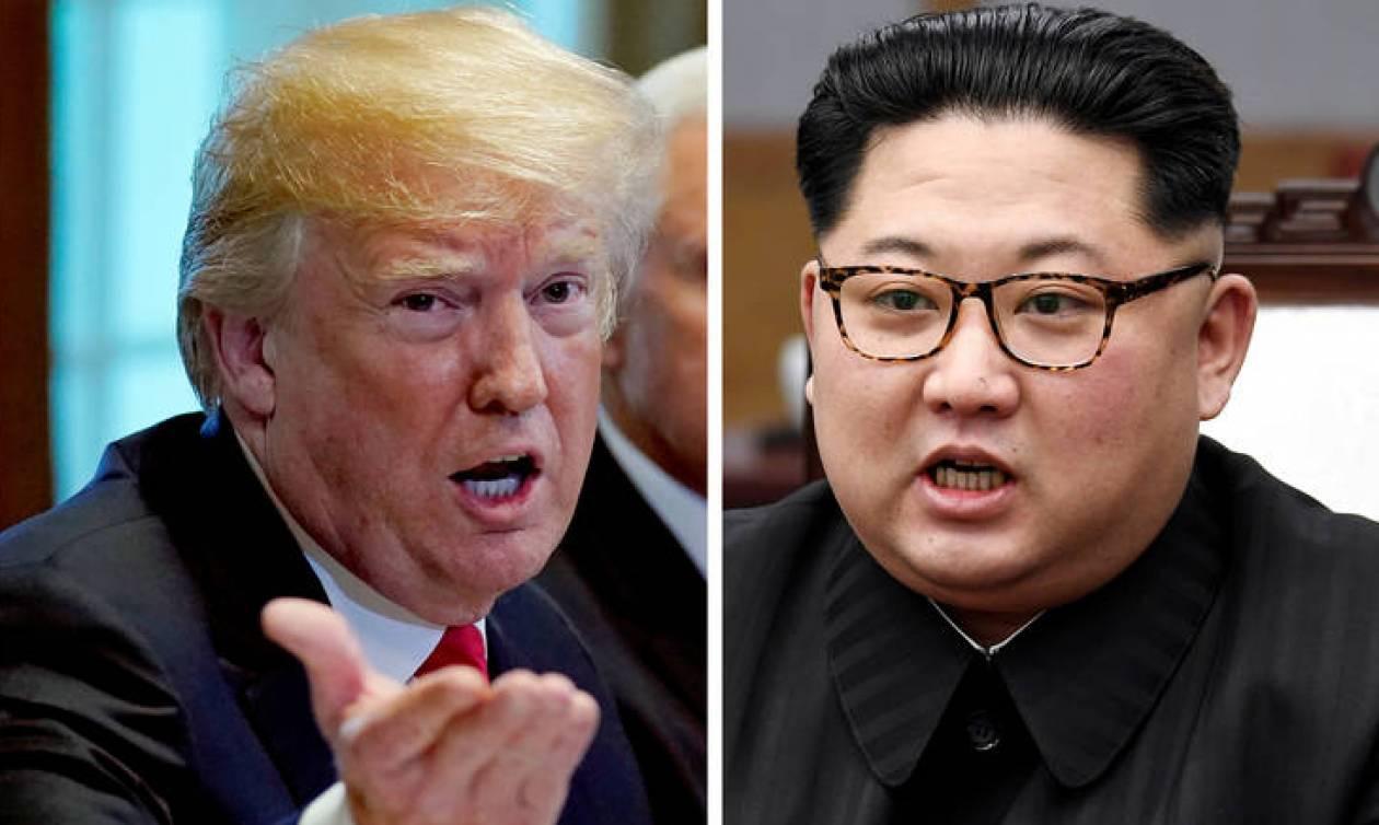 Τελικά θα πραγματοποιηθεί η Σύνοδος Κορυφής με τον Κιμ Γιονκ Ουν; Τι δήλωσε ο Τραμπ