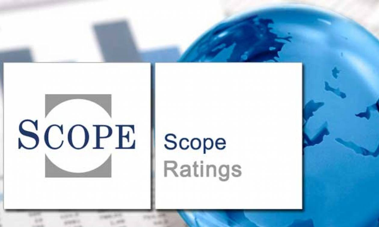 Scope Ratings: Ενισχύονται οι πιστωτικές προοπτικές Ελλάδας