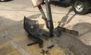 Τραγωδία στη Μεταμόρφωση: Αυτοκίνητο έπεσε σε στάση λεωφορείου - Ένας νεκρός και τρεις τραυματίες