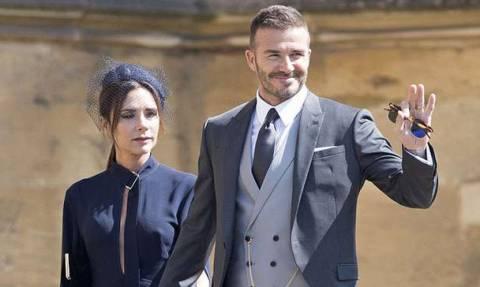 Το «like» του David Beckham στο Instagram που θα κάνει έξω φρενών τη Victoria