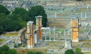 2,3 εκατ. ευρώ για την αναβάθμιση του αρχαιολογικού χώρου των Φιλίππων