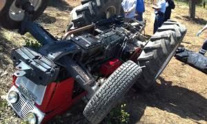 Κεφαλονιά: Φρικτός θάνατος αγρότη - Καταπλακώθηκε από τρακτέρ