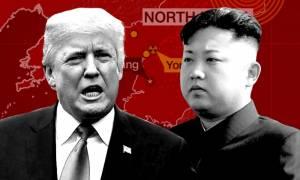Δραματικές εξελίξεις: O Ντόναλντ Τραμπ ακύρωσε τη Σύνοδο Κορυφής με τον Κιμ Γιονγκ Ουν