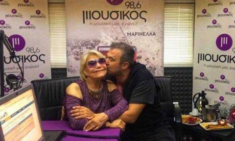 H Μαρινέλλα καλεσμένη του Αντώνη Ρέμου στον Μουσικό 98,6