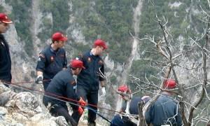 Κρήτη: Επιχείρηση διάσωσης 45χρονης από το φαράγγι της Αράδαινας