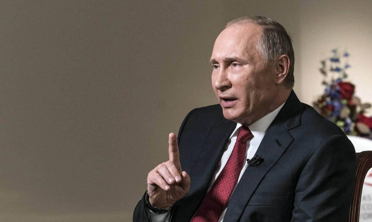 Ρωσία: Τι δήλωσε ο Πούτιν για την ακύρωση της Συνόδου Κορυφής Τραμπ - Κιμ Γιονγκ Ουν