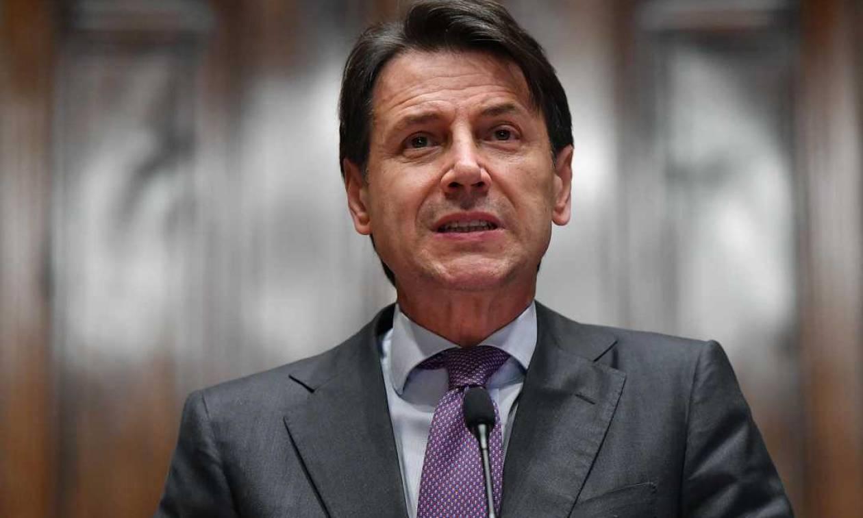 Ιταλία - Τζουζέπε Κόντε: Για την κυβέρνησή μου θα προτείνω πολιτικά πρόσωπα