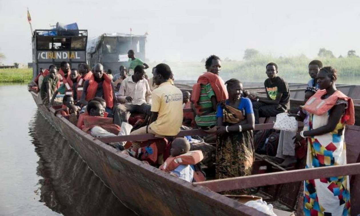 Τραγωδία στη ΛΔ του Κονγκό: 49 άνθρωποι πνίγηκαν σε ποτάμι