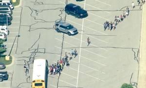 Συναγερμός στις ΗΠΑ: Πυροβολισμοί σε σχολείο στην Ινδιανάπολη