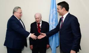 Σκοπιανό: Νέα ανατροπή - Ξανά στο… τραπέζι το «Βόρεια Μακεδονία»