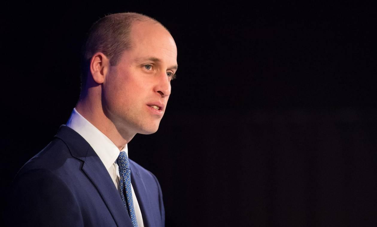 Πρίγκιπας Ουίλιαμ: Την Παλαιστίνη επισκέπτεται για πρώτη φορά μέλος της βασιλικής οικογενείας