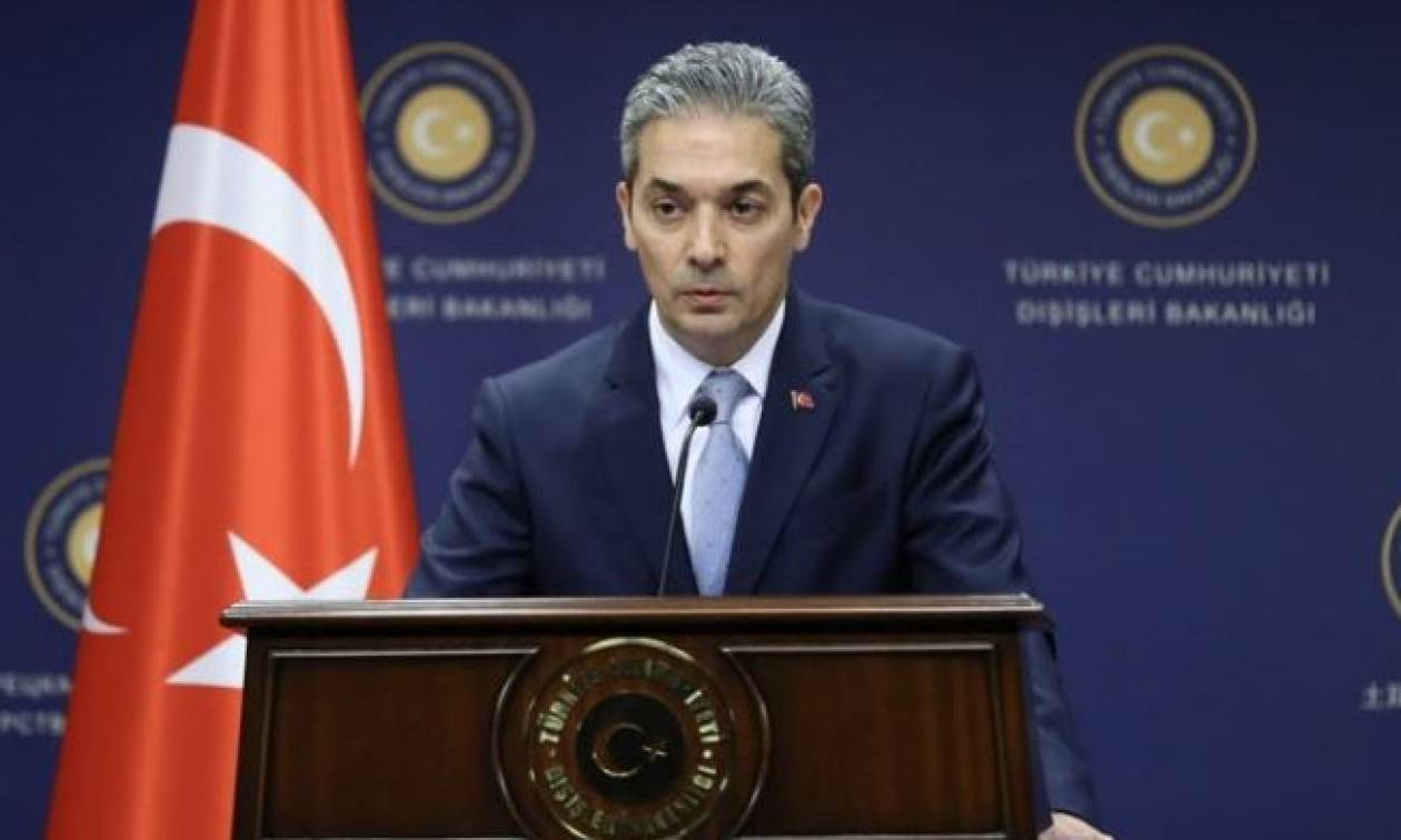 Νέο «χτύπημα» από το τουρκικό ΥΠΕΞ: Η Ελλάδα παρέχει άσυλο σε προδότες