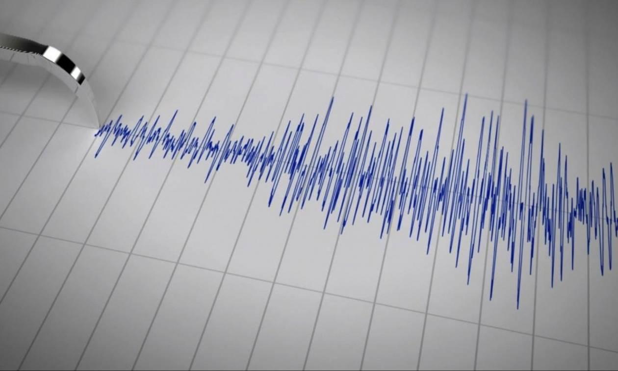 Σεισμός κοντά στη Ζάκυνθο