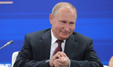 Путин заявил о желании РФ улучшить отношения с США вопреки ограниченным контактам