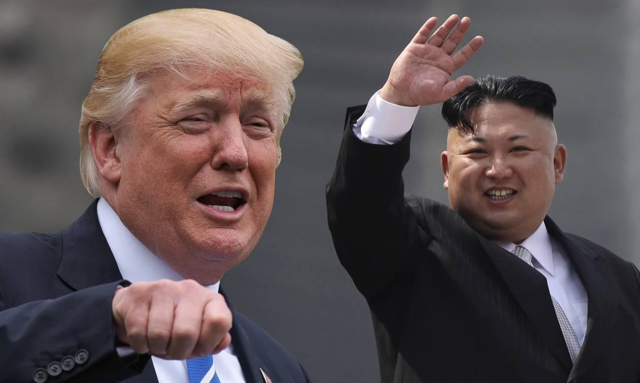 Ραγδαίες εξελίξεις και έντονο παρασκήνιο: Όλα πλέον μαρτυρούν συνάντηση του Τραμπ με τον Κιμ (vids)