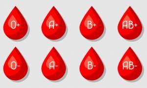 Ποια είναι η καλύτερη διατροφή για κάθε ομάδα αίματος